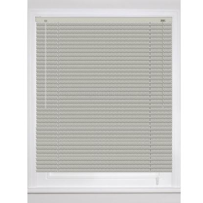 """Picture of 1"""" Estate Mini Blinds - Perforated Colors"""