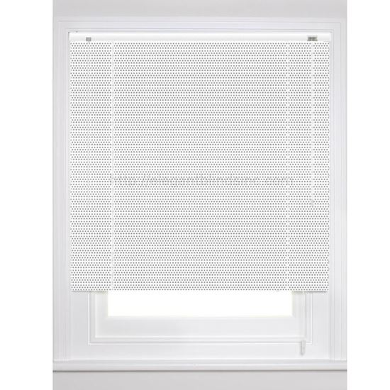 "Picture of 1"" Residential Mini Blinds - Perforated Colors"