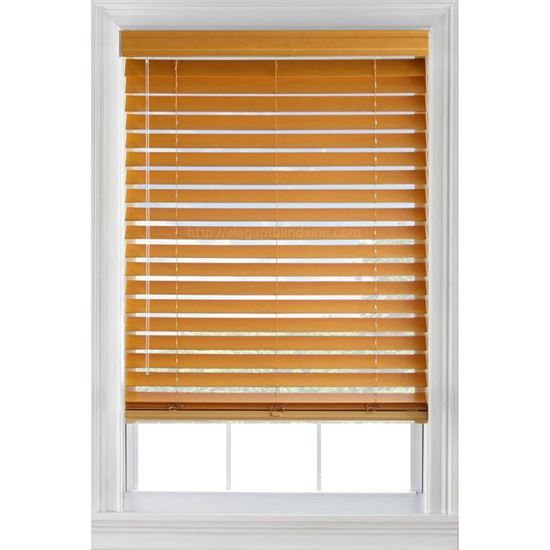 2 189 Quot Basswood Horizontal Blinds Elegantblindsinc