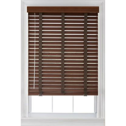 "Picture of 2"" Basswood Blinds"
