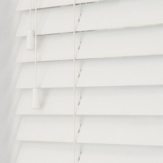 "Picture of 1"" Fauxwood Blinds"