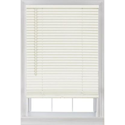 "Picture of 2"" Contract Curved PVC Blinds"