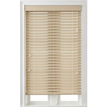 Picture of Economy Basswood Blinds