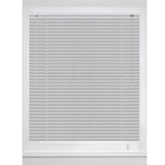 "Picture of 1"" Dynasty Commercial Mini Blinds - Metallic Colors"
