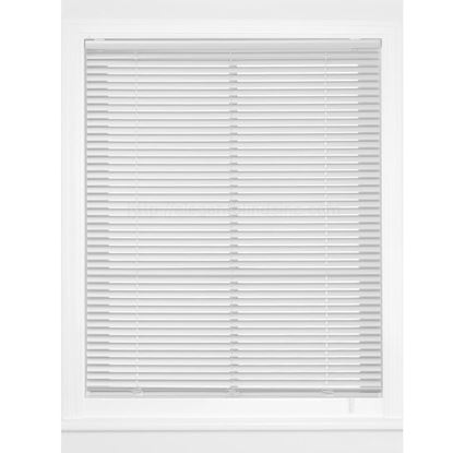 "Picture of 1"" Elite Integrated Contoured Mini Blinds With 8-Gauge Slats"